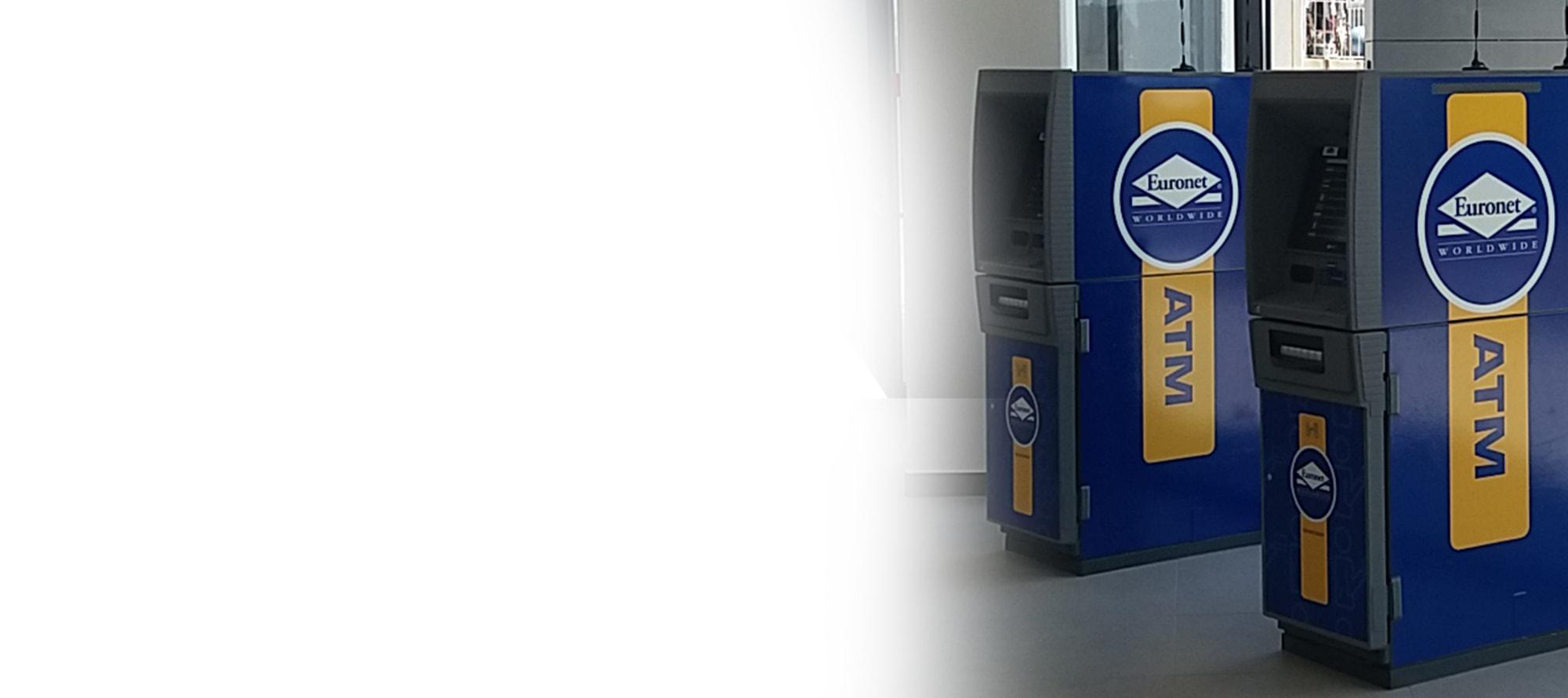 Ponudite svojim kupcima dodatnu uslugu s Euronet bankomatom.