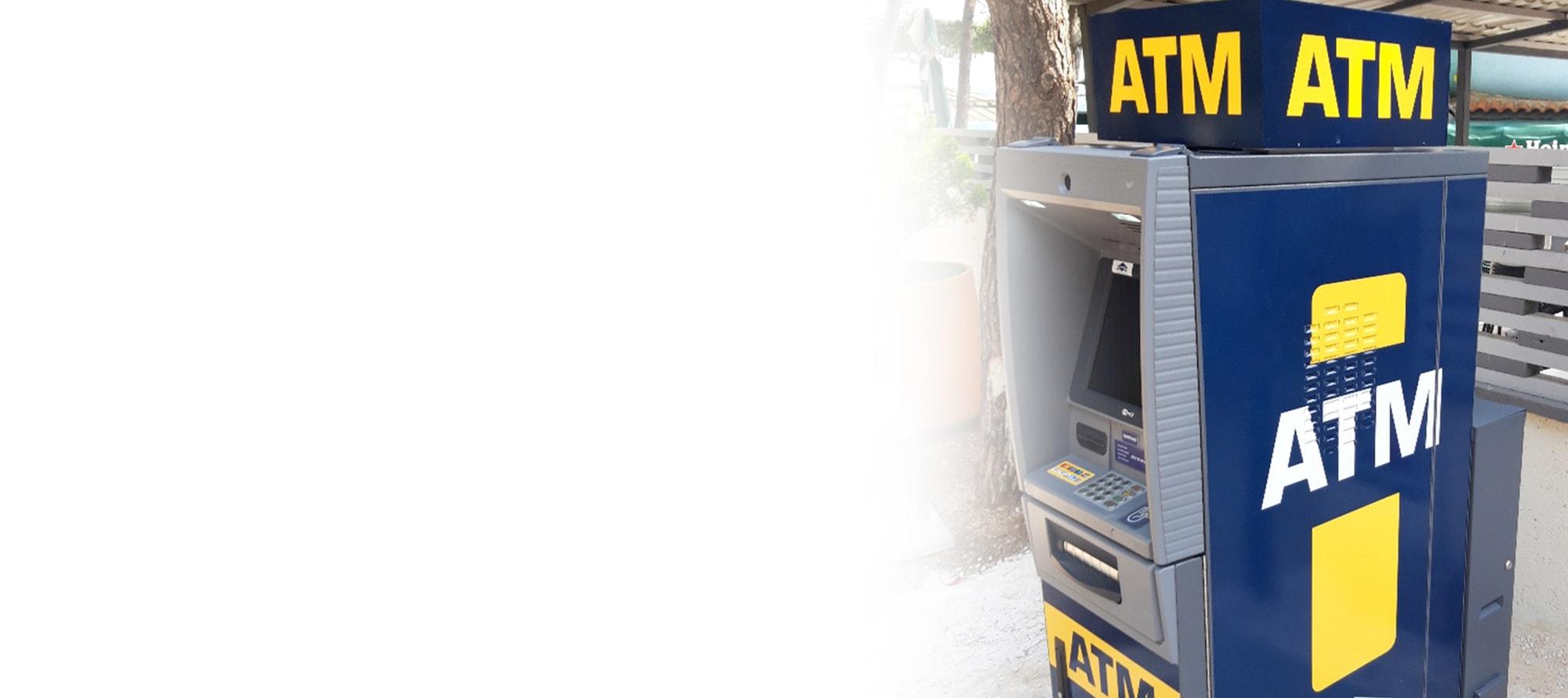 Euronet bankomat mogao bi biti od koristi Vašem poslovanju i pružiti kupcima praktičan pristup gotovini.