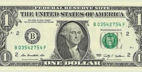 Američki dolar 1