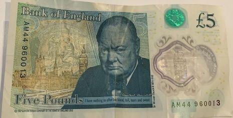 Britanska funta 2