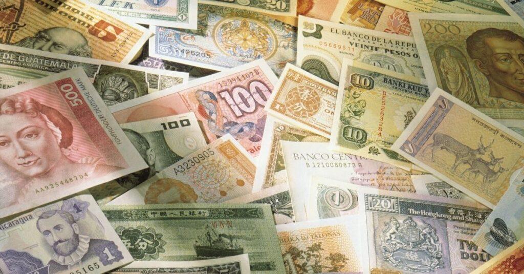 Simbolika novčanica širom svijeta
